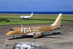 奄美空港 - Amami Airport [ASJ/RJKA]で撮影されたフジドリームエアラインズ - Fuji Dream Airlines [JH/FDA]の航空機写真