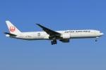 たっくさんが、成田国際空港で撮影した日本航空 777-346/ERの航空フォト(写真)