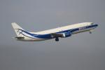 Bulu minさんが、成田国際空港で撮影したエアブリッジ・カーゴ・エアラインズ 737-46Q(SF)の航空フォト(写真)