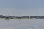 ばとさんが、三沢飛行場で撮影した航空自衛隊 F-2Aの航空フォト(写真)