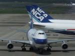 ミク鉄道さんが、成田国際空港で撮影した日本貨物航空 747-4KZF/SCDの航空フォト(写真)