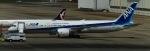 ミク鉄道さんが、成田国際空港で撮影した全日空 787-9の航空フォト(写真)
