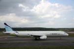 ATOMさんが、新千歳空港で撮影したエアプサン A321-231の航空フォト(写真)