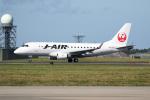 チャッピー・シミズさんが、三沢飛行場で撮影したジェイ・エア ERJ-170-100 (ERJ-170STD)の航空フォト(写真)