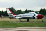 なごやんさんが、シャイアン・リージョナル空港で撮影したアメリカ空軍 F-84F Thunderstreakの航空フォト(写真)