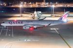 Kanryoさんが、羽田空港で撮影したカタール航空 A350-941XWBの航空フォト(写真)