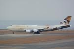 じゃりんこさんが、中部国際空港で撮影したエティハド航空 747-47UF/SCDの航空フォト(写真)