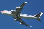 Double_Hさんが、金浦国際空港で撮影した大韓民国空軍 747-4B5の航空フォト(写真)