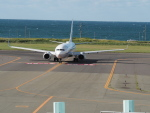 名無しの権兵衛さんが、稚内空港で撮影した全日空 737-881の航空フォト(写真)
