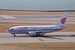 yabyanさんが、中部国際空港で撮影した中国国際航空 737-79Lの航空フォト(飛行機 写真・画像)