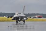 ばとさんが、三沢飛行場で撮影したアメリカ空軍 F-16CM-50-CF Fighting Falconの航空フォト(写真)