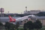 トールさんが、ドンムアン空港で撮影したタイ・エアアジア A320-216の航空フォト(写真)
