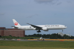 JA8075さんが、成田国際空港で撮影した日本航空 777-346/ERの航空フォト(写真)