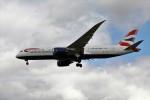 nan1011さんが、ロンドン・ヒースロー空港で撮影したブリティッシュ・エアウェイズ 787-8 Dreamlinerの航空フォト(写真)