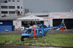 Mizuki24さんが、東京ヘリポートで撮影した警視庁 206L-4 LongRanger IVの航空フォト(写真)