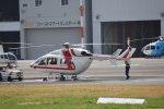 Mizuki24さんが、東京ヘリポートで撮影した朝日航洋 BK117C-2の航空フォト(写真)