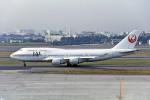 Gambardierさんが、伊丹空港で撮影した日本航空 747-446の航空フォト(写真)