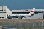 トロピカルさんが、成田国際空港で撮影した中国民用航空局 737-200の航空フォト(写真)