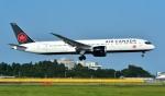 kamerajiijiさんが、成田国際空港で撮影したエア・カナダ 787-9の航空フォト(写真)