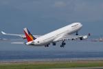 yabyanさんが、中部国際空港で撮影したフィリピン航空 A340-313の航空フォト(飛行機 写真・画像)