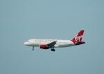 oahuさんが、サンフランシスコ国際空港で撮影したヴァージン・アメリカ A319-112の航空フォト(写真)