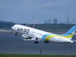 射命丸サンアークさんが、羽田空港で撮影したAIR DO 767-33A/ERの航空フォト(写真)