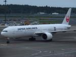 射命丸サンアークさんが、成田国際空港で撮影した日本航空 777-346/ERの航空フォト(写真)