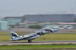 ツバサさんが、小松空港で撮影した航空自衛隊 F-15DJ Eagleの航空フォト(写真)