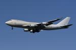 地主さんが、成田国際空港で撮影したアトラス航空 747-47UF/SCDの航空フォト(写真)