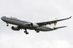 tomobileさんが、成田国際空港で撮影した中国国際航空 A330-343Xの航空フォト(写真)