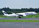 bluesky05さんが、成田国際空港で撮影したフィンエアー A350-941XWBの航空フォト(写真)