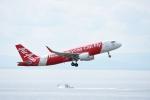 hide737さんが、中部国際空港で撮影したエアアジア・ジャパン A320-216の航空フォト(写真)