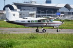 kumagorouさんが、仙台空港で撮影した朝日航空 208 Caravan Iの航空フォト(飛行機 写真・画像)