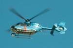 かみきりむしさんが、名古屋飛行場で撮影した警視庁 EC135T2+の航空フォト(写真)