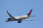でるちん⊿さんが、ハーツフィールド・ジャクソン・アトランタ国際空港で撮影したデルタ航空 A350-900の航空フォト(写真)