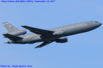 Chofu Spotter Ariaさんが、横田基地で撮影したアメリカ空軍 KC-10A Extender (DC-10-30CF)の航空フォト(写真)