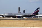 Kuuさんが、成田国際空港で撮影したアエロフロート・ロシア航空 A330-243の航空フォト(飛行機 写真・画像)