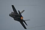 宇宙人さんが、岩国空港で撮影したアメリカ海兵隊 F-35B Lightning IIの航空フォト(写真)