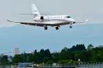Dojalanaさんが、函館空港で撮影したノエビア 680 Citation Sovereignの航空フォト(写真)