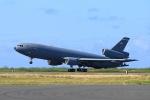 Nambu201さんが、ダニエル・K・イノウエ国際空港で撮影したアメリカ空軍 KC-10A Extender (DC-10-30CF)の航空フォト(写真)