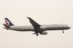 小牛田薫さんが、北京首都国際空港で撮影したマカオ航空 A321-131の航空フォト(写真)