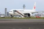 mahiちゃんさんが、羽田空港で撮影した日本航空 777-346/ERの航空フォト(写真)