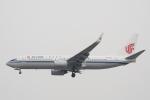 小牛田薫さんが、北京首都国際空港で撮影した中国国際航空 737-89Lの航空フォト(写真)