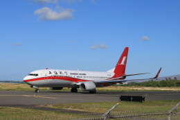ダニエル・K・イノウエ国際空港 - Honolulu International Airport [HNL/PHNL]で撮影された上海航空 - Shanghai Airlines [FM/CSH]の航空機写真