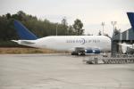 SAMBAR_LOVEさんが、ペインフィールド空港で撮影したボーイング 747-4J6(LCF) Dreamlifterの航空フォト(写真)