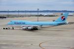 yabyanさんが、中部国際空港で撮影した大韓航空 747-4B5の航空フォト(飛行機 写真・画像)