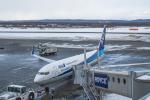BOSTONさんが、新千歳空港で撮影した全日空 737-881の航空フォト(写真)