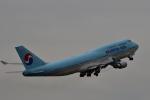 Dream2016さんが、中部国際空港で撮影した大韓航空 747-4B5の航空フォト(写真)