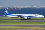 apphgさんが、羽田空港で撮影した全日空 777-381の航空フォト(写真)