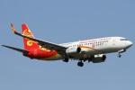 camelliaさんが、成田国際空港で撮影した海南航空 737-84Pの航空フォト(写真)